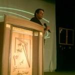 اولین همایش نجوم آیاز با حضور دکتر نوروزی