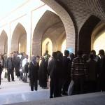 روز جهانی نجوم 1388 - مسجد کبود تبریز