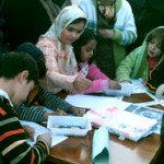 مراسم انجمن آیاز در روز جهانی نجوم 1386 – پارک ائل گلی