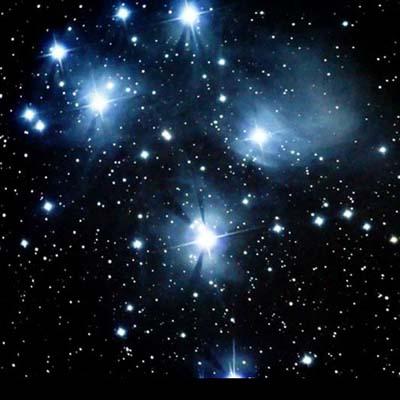 خوشه پروین، خوشه ستارهای باز