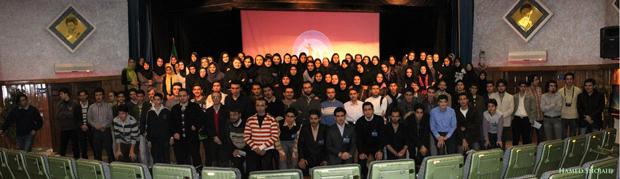 کارگاه عکاسی TWAN در تبریز - انجمن نجوم آیاز تبریز