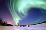Aurora Over Greenland-sh