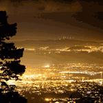 داستان مصور: چراغها را خاموش کنید