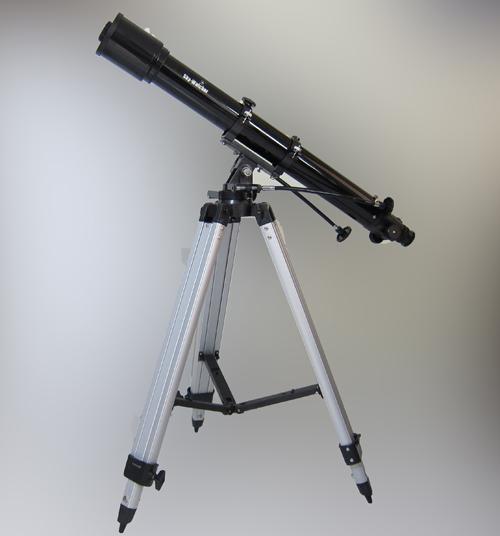 تلسکوپ 70 میلیمتری شکستی - جایزه مسابقه کارگاه