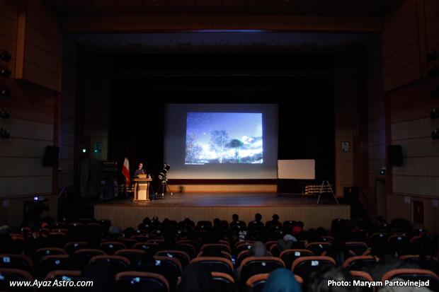 دومین کارگاه عکاسی نجومی TWAN تبریز