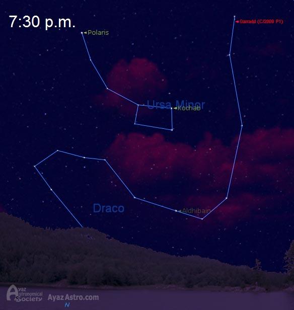 دنباله دار گاراد