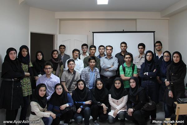 اولین کارگاه منطقه ای اختفا در تبریز