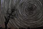 عکسی از رد ستارهها