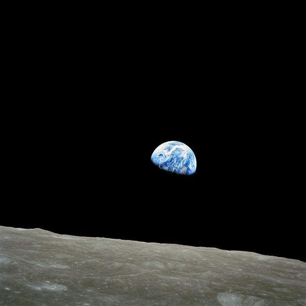 زمین از زحل