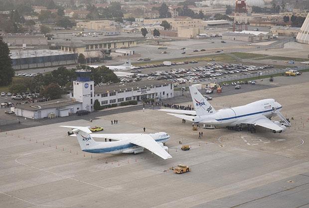 رصدخانه هوایی کوییپر و سوفیا