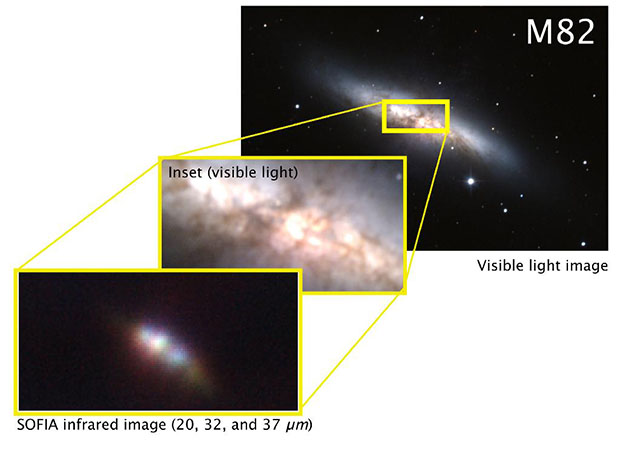 M82 by sofia