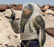 رای گیری ناسا برای طرح لباس فضانوردان