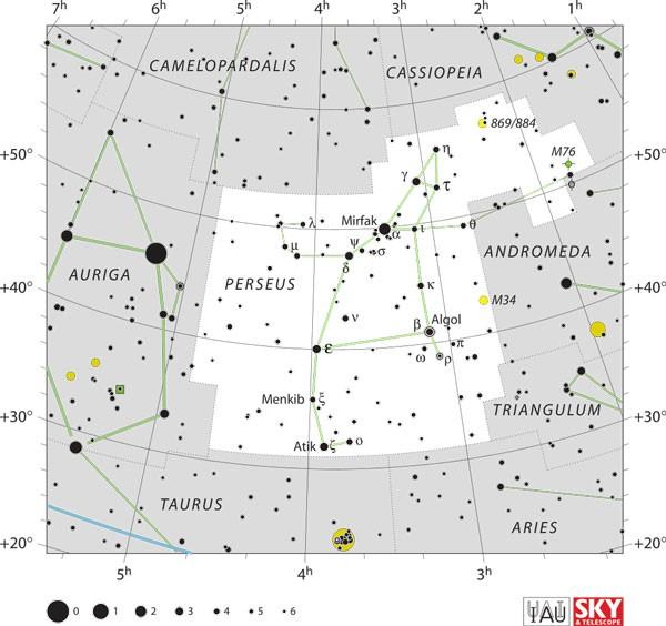 Perseus_IAU