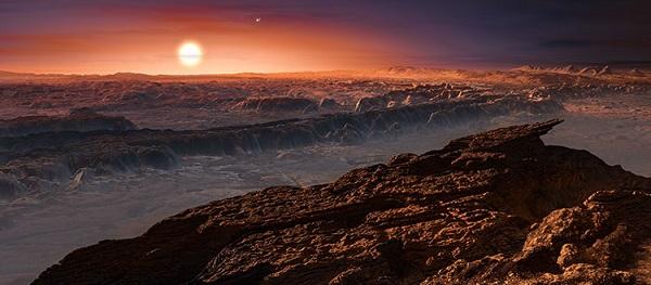 سیاره پروکسیما بی و زمین، پارادوکسی از تشابه و تفاوت