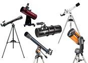 وبینار راهنمای انتخاب تلسکوپ